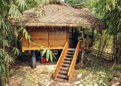 Honeymoon Cottage, Uravu Bamboo Grove Resort, Thrikkaipetta, Wayanad, Kerala