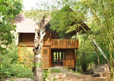 Eco Nest Cottage, Uravu Bamboo Grove Resort, Thrikkaipetta, Wayanad, Kerala